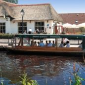 TIP: Teamuitje Giethoorn – Combinatie arrangement