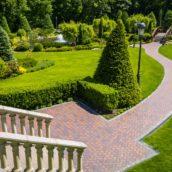 Inspiratie voor een luxe tuin